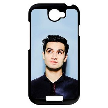 The Beautiful Brendon Urie Of Panic At The Disco HTC One S Case