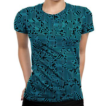 Reboot Womens T-Shirt