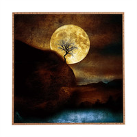 Viviana Gonzalez The Moon and the Tree Framed Wall Art