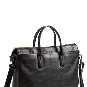 Men's Ben Minkoff 'Brompton' Leather Briefcase