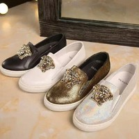Versace Fashionable Casual Shoes