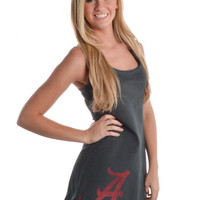 Judith March Grey Alabama Tank Dress