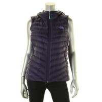 The North Face Womens Down Hooded Outerwear Vest