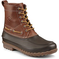 Men's Decoy Duck Boot in Tan and Brown by Sperry - FINAL SALE
