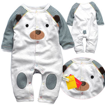 Kids Boys Girls Baby Clothing Toddler Bodysuits Products For Children = 4457500292