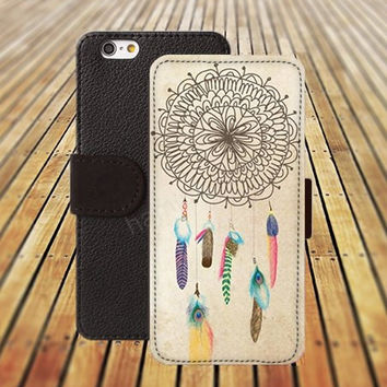 iphone 5 5s case dream catcher colorful iphone 4/4s iPhone 6 6 Plus iphone 5C Wallet Case,iPhone 5 Case,Cover,Cases colorful pattern L447
