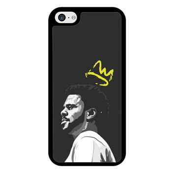 J Cole iPhone 5/5S/SE Case
