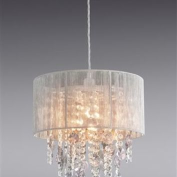 Buy Palazzo String Shadelier Easy Fit Pendant from the Next UK online shop