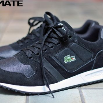 3a2ed5efb Lacoste - Vauban Pag Spm - Black Black - from ultimatetrends.be