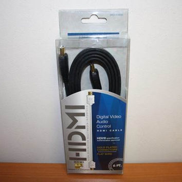 LOT of HDMI Cable (6ft cable)