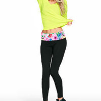 VS PINK Yoga Pants: Women's Yoga Bottoms from Victoria's Secret PINK