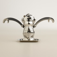 Monkey Tea Infuser - World Market