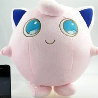 "Pokemon Pikachu Jigglypuff plush 8"" doll toy NEW!"