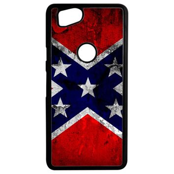 Rebel Flag Google Pixel 2 Case