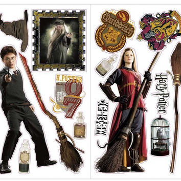 Harry Potter Small Wall Decals