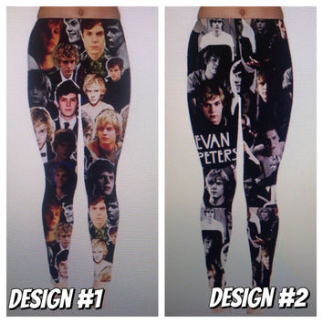 Evan Peters Leggings