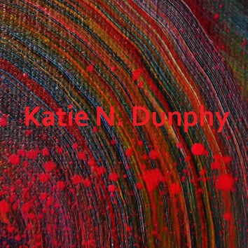 "Wall Hanging Art Print 8""x10"" by Katie N. Dunphy"