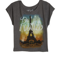 Paris Love City Tee