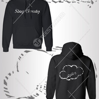 JC Caylen Cloud Hoodie Hooides JC Caylen Cloud Stay Cloudy Hoodie Hoodies Youtube Star Life With JC Our Second Life These Dudez Clothing