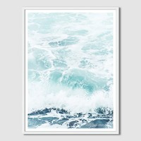 Minted for west elm – Storm Swell