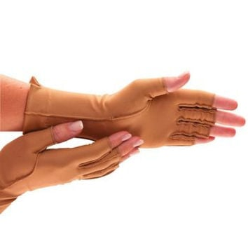 Patterson Medical Isotoner Therapeutic Gloves