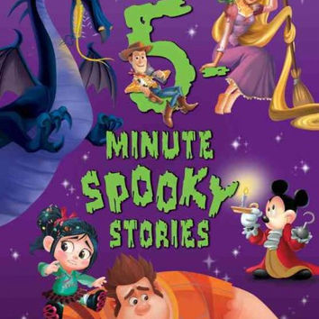 5 - Minute Spooky Stories (5 Minute Stories)