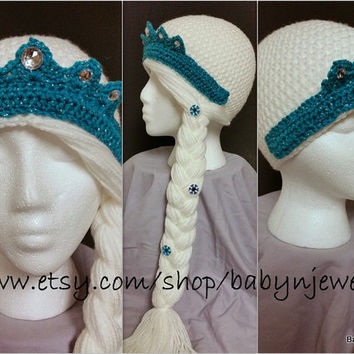 Shop Frozen Crochet On Wanelo
