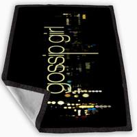 gossip girl Blanket for Kids Blanket, Fleece Blanket Cute and Awesome Blanket for your bedding, Blanket fleece **