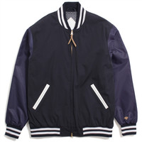 Facet Stadium Jacket Navy