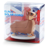 Cute to the Corgi Solar Puppy | Mod Retro Vintage Toys | ModCloth.com