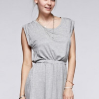 Easel French Terry Skater Dress