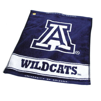 Arizona Wildcats NCAA Woven Golf Towel