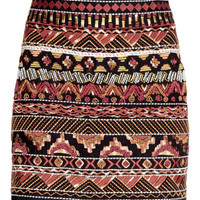 H&M Embroidered Skirt $39.99