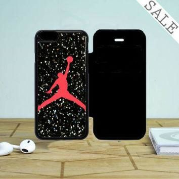 DCKL9 Nike Air Jordan Logo iPhone 5 Flip Case