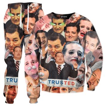 Ted Cruz Presidential Snapchat Tracksuit