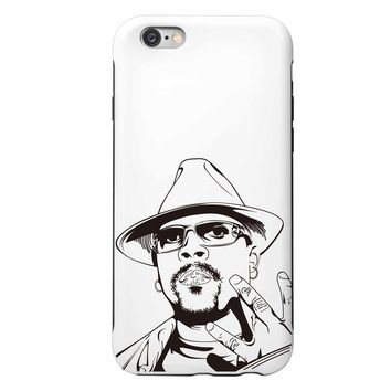 Nate Dogg Apple IPhone 4 5 5s 6 6s Plus Galaxy Case // hip hop