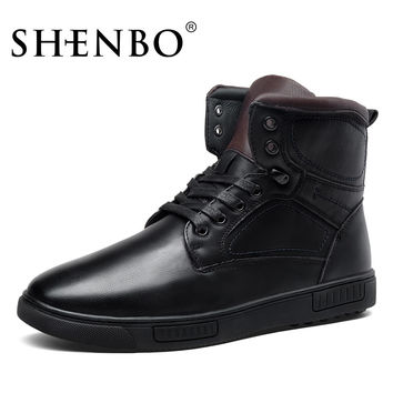 Russia Style Winter Super Warm Men Boots,  Popular Men Winter Shoes, Fashion Men Ankle Boots