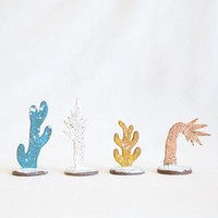 Will Brewer Ceramic Cactus Sculpture at General Store