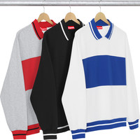 Supreme Polo Crewneck