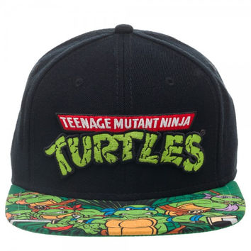 Teenage Mutant Ninja Turtles Snapback