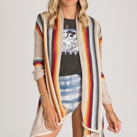 Billabong - Beach Ramblin Cardigan | Sand Dollar