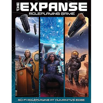 The Expanse Roleplaying Game