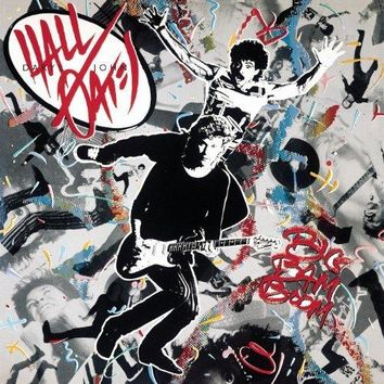 Hall and Oates - Big Bam Boom