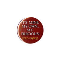 The Lord Of The Rings My Precious Pin
