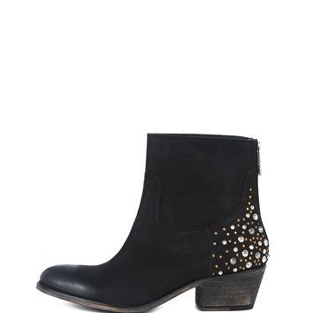 boots for woman teddy clous multico black-Zadig&Voltaire