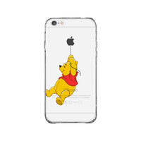 Winnie The Pooh iPhone 6 Clear Case