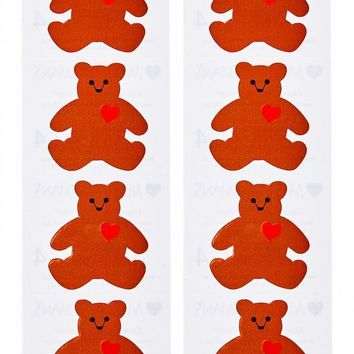 Teddy Bear Sticker Sheets