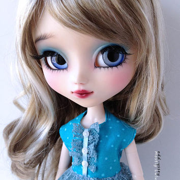 OOAK Custom Pullip Art Doll - Yana