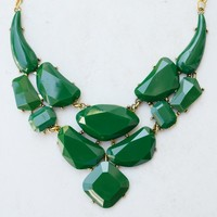 Lovely Lady Necklace- Green