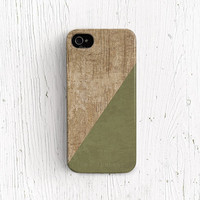 Khaki iPhone 5s case plastic iPhone 5c case modern iPhone 4 case wood iPhone 4s case iPhone 5 case rubber cover samsung galaxy s3 case c317
